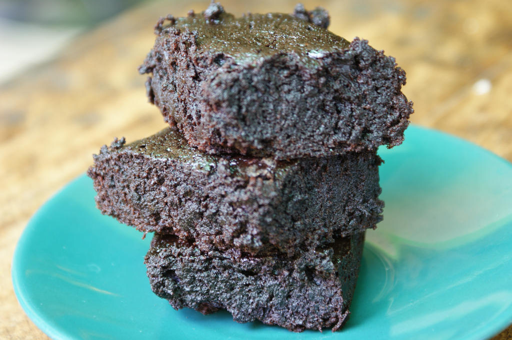 Fudgy Brownies by missoptimism