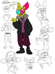 New persona by inkspecco
