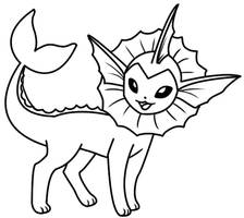 Litten coloring page by Bellatrixie-White on DeviantArt
