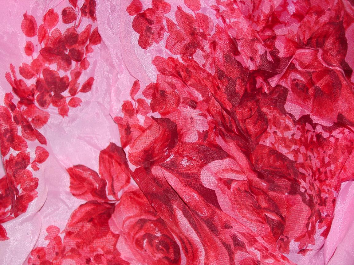 Rose Scarf by skullchickStock