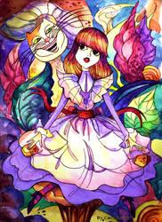 Jules in Wonderland by CoraOrvat