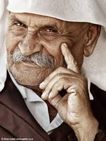 Elder Druze by RoieG