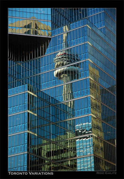 Toronto Variations by RoieG