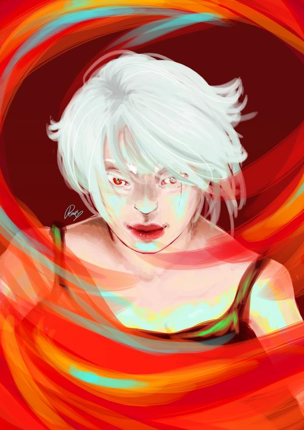 Scarlet by ElektronRav