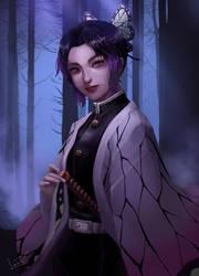 Shinobu Kochou - Kimetsu no yaiba