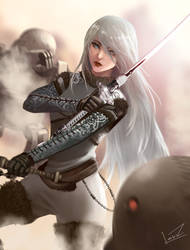 A2 - Nier outfit