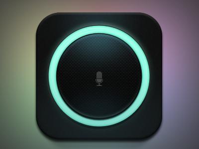 Audio Recorder by Icondesire