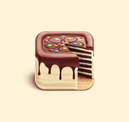 Cakipart App icon by Icondesire