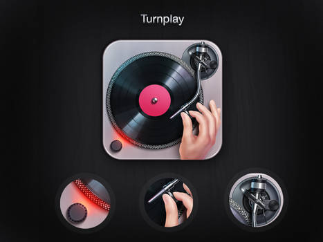 Turnplay App icon
