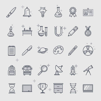 Iconset by Icondesire