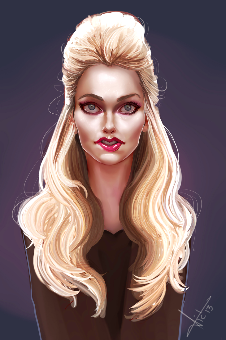 Quick Face Practice by victter-le-fou