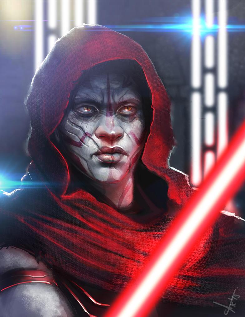 Original Sith concept by victter-le-fou
