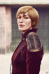 Cersei by victter-le-fou