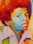 The king of pop (detail)