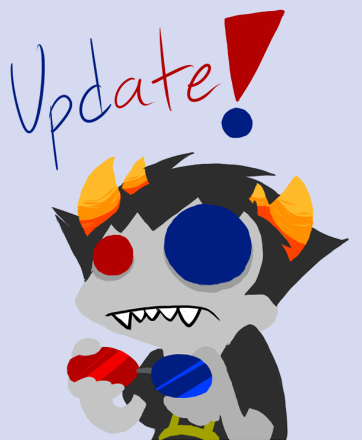 HS- Sollux Update by Yark-Wark