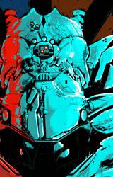 Super Robot Bounce Light Time