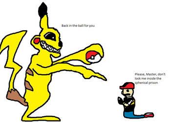 Pokemonn Mastar (inspired by bee syrup) by blackcatofindelay