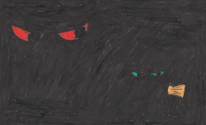 Drawlloween 10/13/16 - Phobias