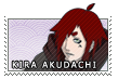 A wild Kira stamp appeared! by SeelenKaetzchen