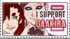 I Support GaaKira by SeelenKaetzchen