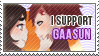 I Support GaaSun by SeelenKaetzchen