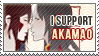 AkaMao - Support Stamp by SeelenKaetzchen