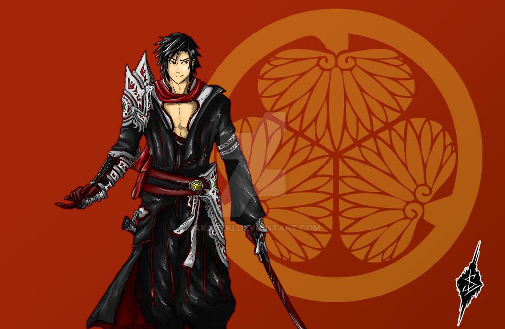 Ieyasu avatar 2 by Akatzki