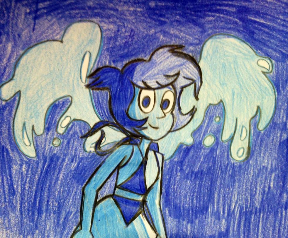 Lapis Lazuli by creativetomboy