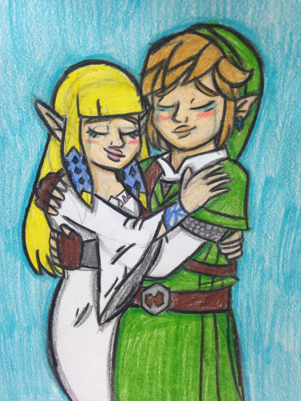 Skyward Sword Zelink by creativetomboy on DeviantArt Zelink Skyward Sword