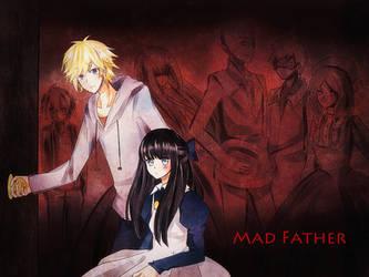 PewDiePie ~Mad Father~ by YOI-kun