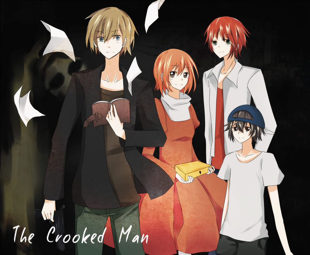 The Crooked Man by YOI-kunThe Crooked Man Wallpaper