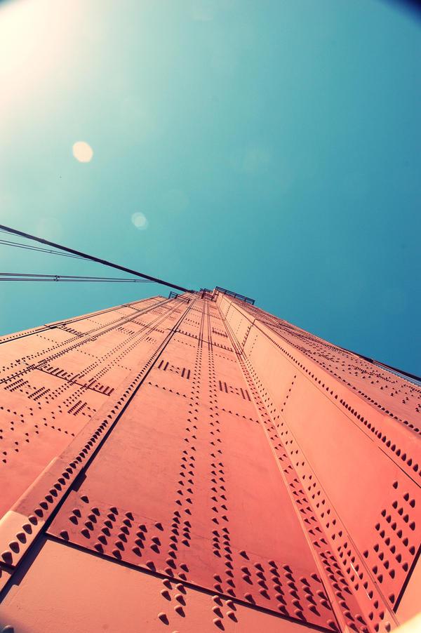 Golden Gate Bridge by FearlessMagician