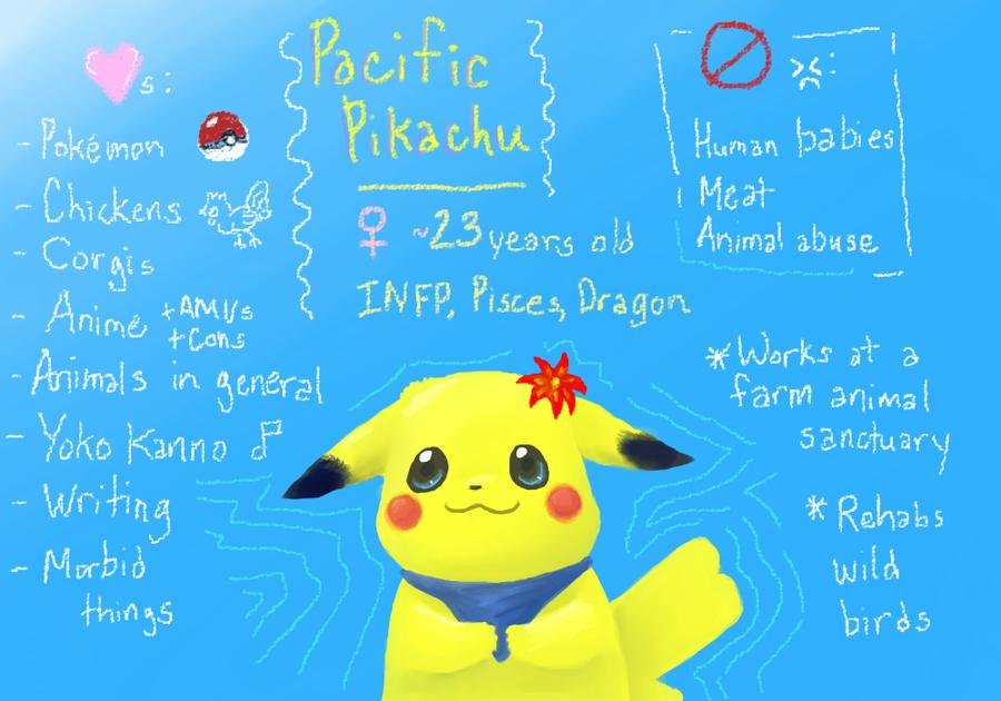 PacificPikachu's Profile Picture