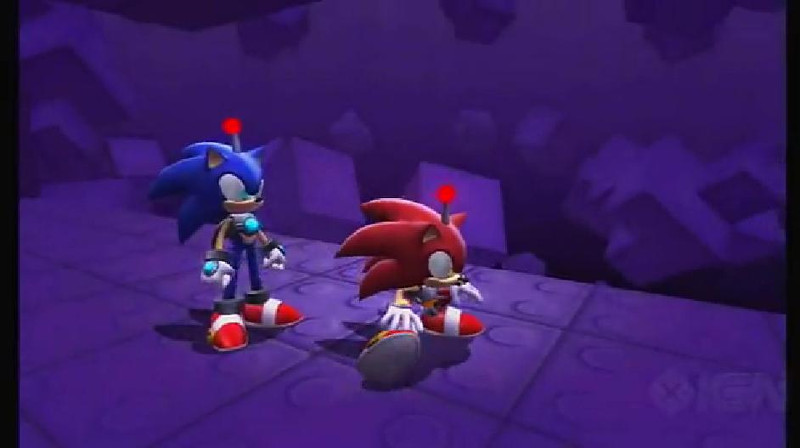 Let's Play: Sonic Generations - Episodio Final: El poder ...  |Sonic Generations 2 Player Mode