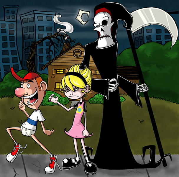 Billy Billy And Mandy Quotes. QuotesGram