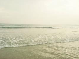 Beach by candyhorse