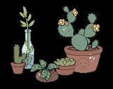 pixel plants {ftu}