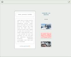 simple page code // ftu by gunsweat