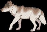 f2u | wolf pixel by gunsweat