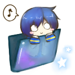 Kaito Gallery Icon by JuiceBox-Tea