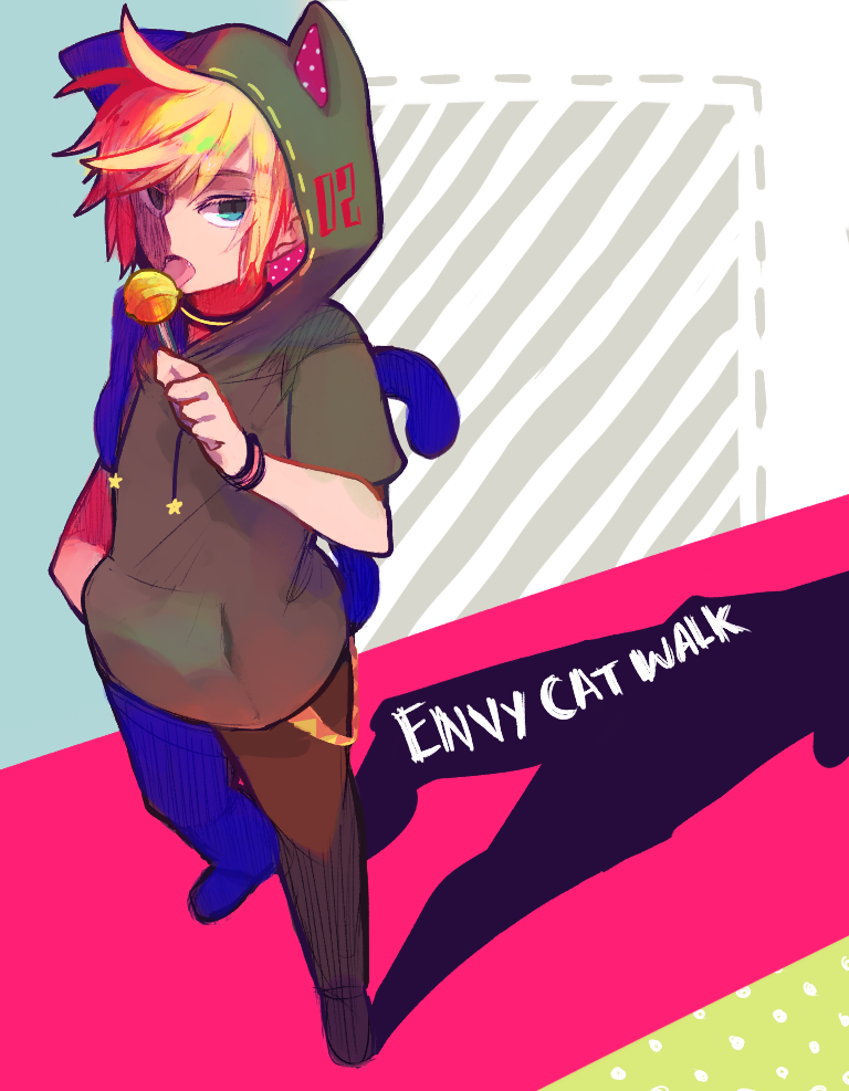 Envyyy Cat Walk by JuiceBox-Tea