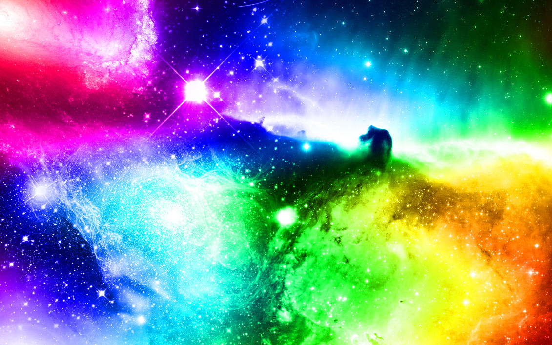 Spectrum Galaxy -Full Size- by RoxaSora64