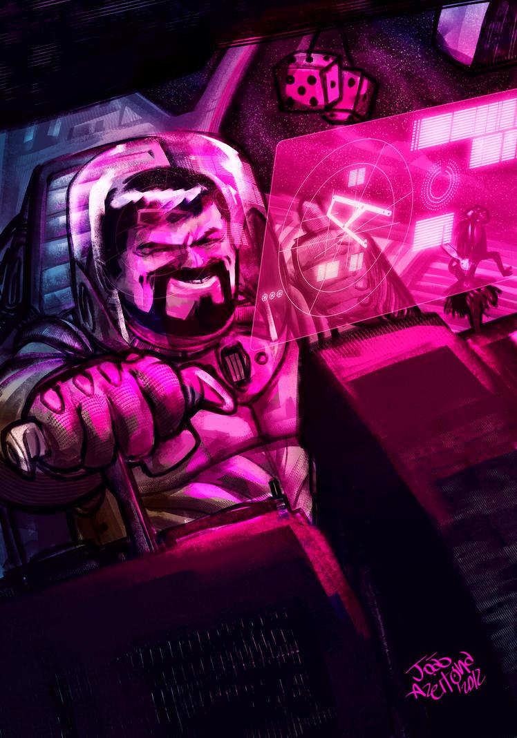 ME_Astronauta by AZEITONA