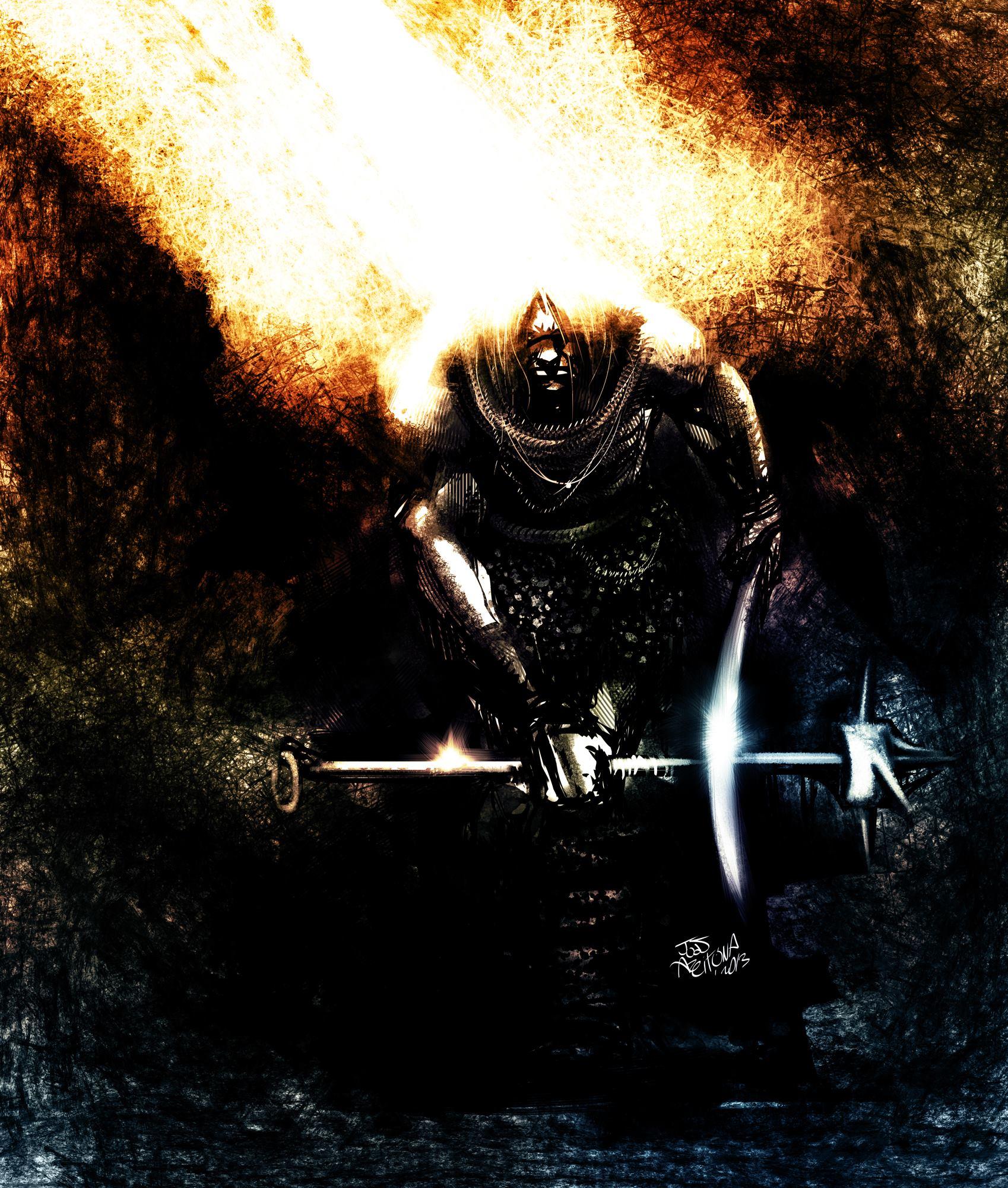 Barbarian by AZEITONA