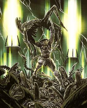 Alien vs Predator Color