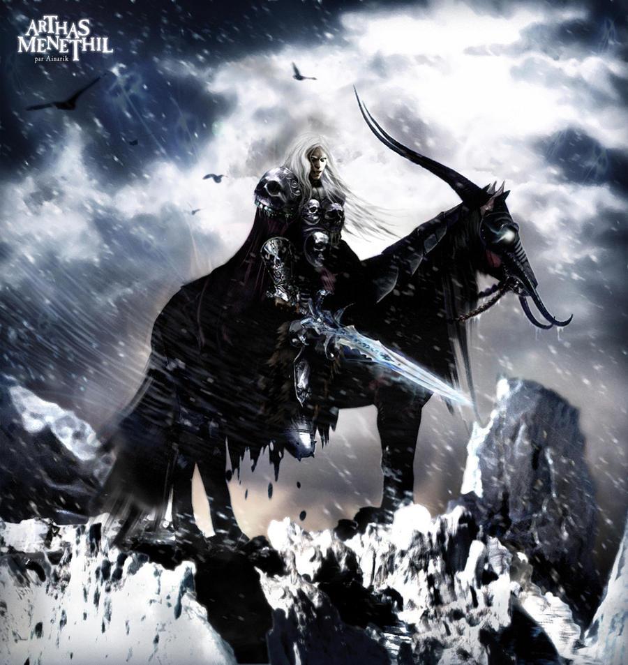 Arthas Menethil by rkgttr
