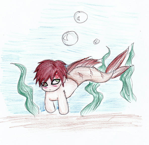 UNDER THE SEA by Riku-X-Gaara
