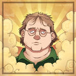 Gabe Newell or GABEN