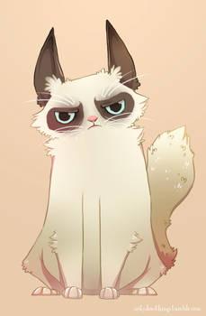 Lil Miss Grumpy