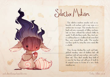 Real Monsters- Selective Mutism